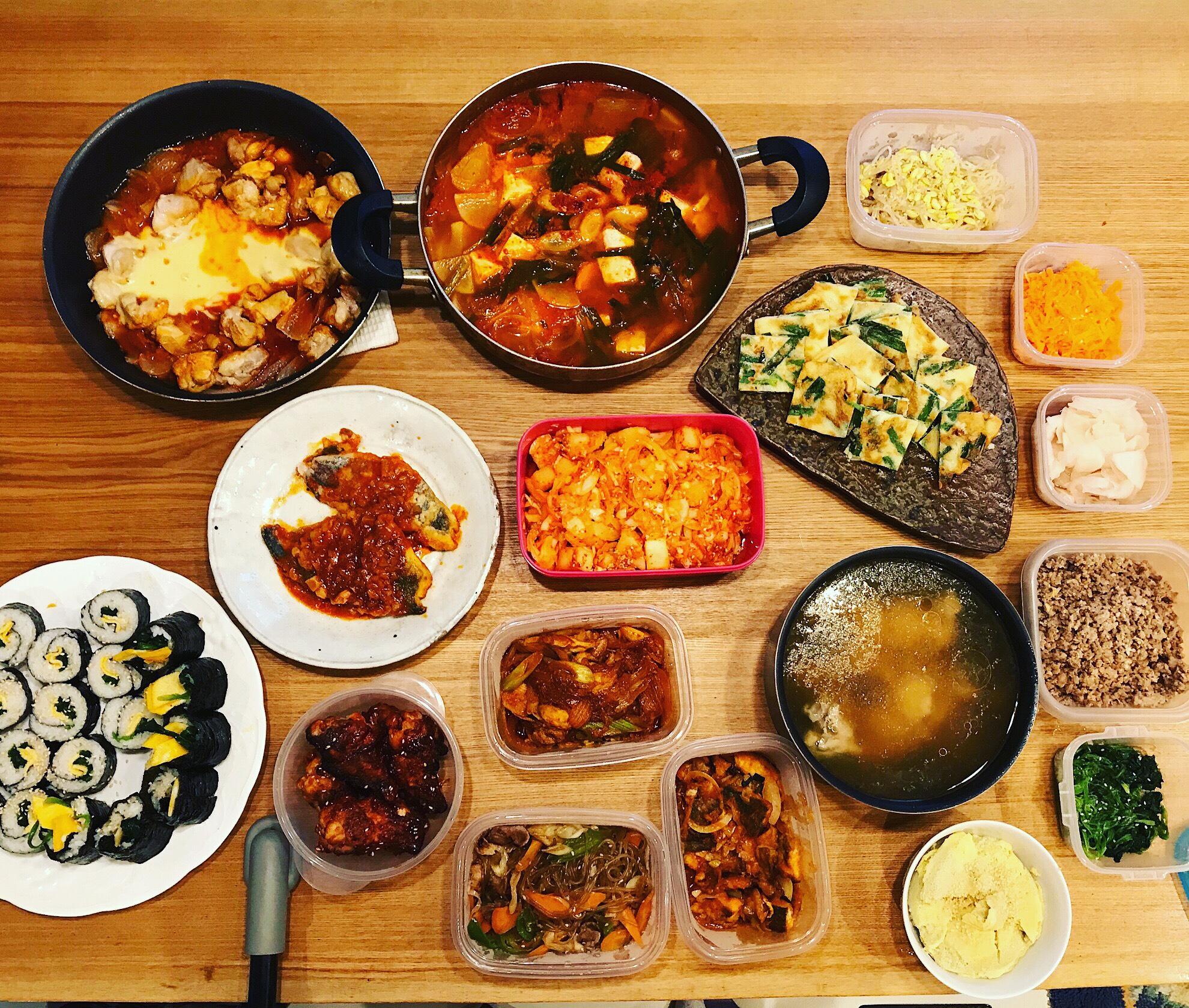 本場韓国家庭料理の味をお試しください。