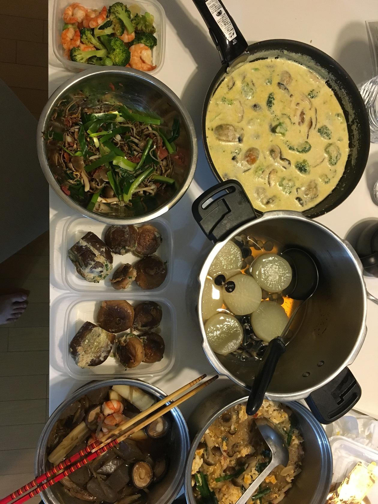 栄養満点作り置きから特別な日のおめかしディナーまで(^^)