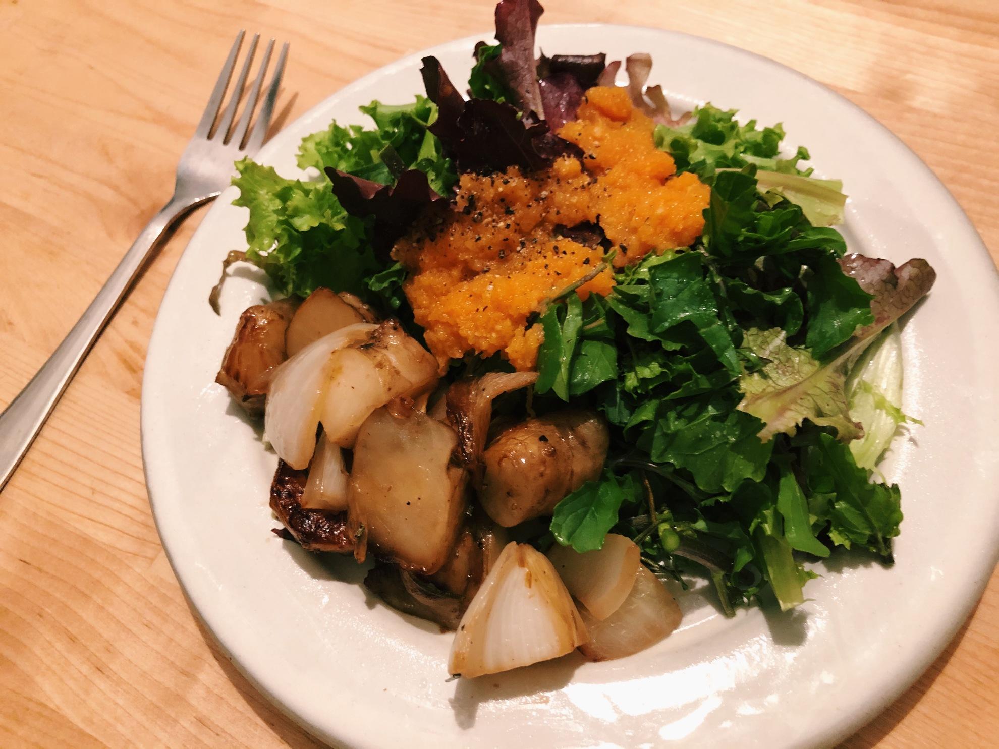 野菜中心の健康食であなたの食生活を豊かに。