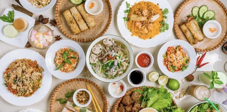 アジア料理ならお任せ下さい。